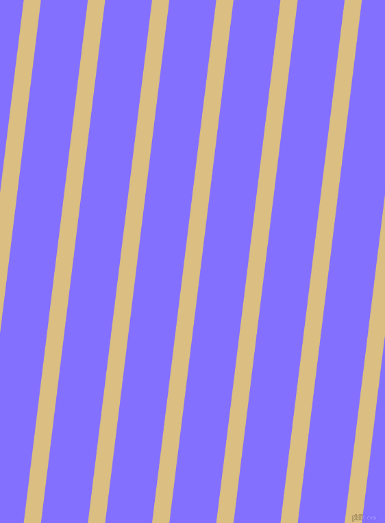 83 degree angle lines stripes, 25 pixel line width, 68 pixel line spacing, Straw and Light Slate Blue angled lines and stripes seamless tileable