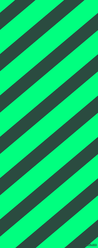 40 degree angle lines stripes, 42 pixel line width, 59 pixel line spacing, Te Papa Green and Spring Green angled lines and stripes seamless tileable