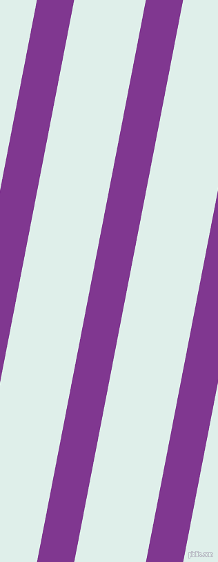 79 degree angle lines stripes, 53 pixel line width, 102 pixel line spacing, Vivid Violet and Clear Day angled lines and stripes seamless tileable