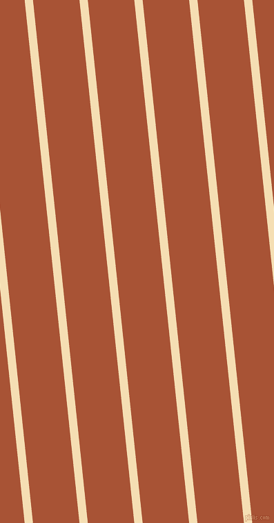 96 degree angle lines stripes, 12 pixel line width, 67 pixel line spacing, Wheat and Orange Roughy angled lines and stripes seamless tileable