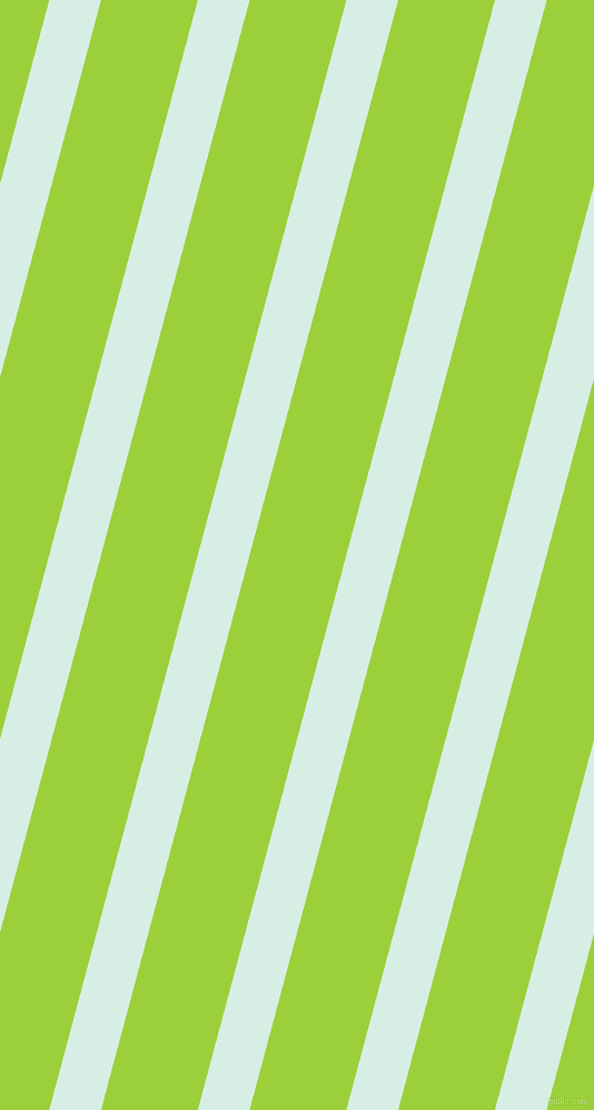 75 degree angle lines stripes, 45 pixel line width, 84 pixel line spacing, White Ice and Atlantis angled lines and stripes seamless tileable