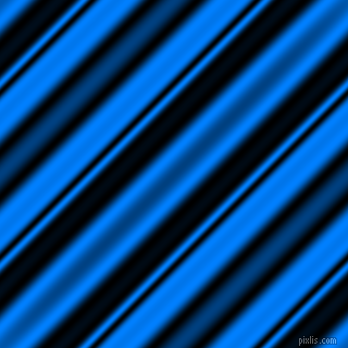 , Black and Dodger Blue beveled plasma lines seamless tileable