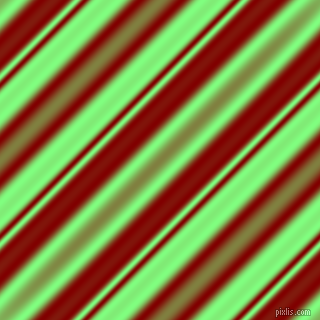Maroon and Mint Green beveled plasma lines seamless tileable