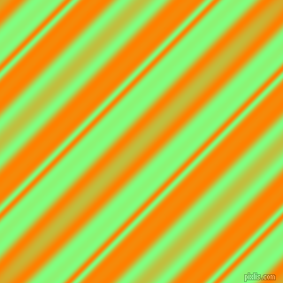 , Mint Green and Dark Orange beveled plasma lines seamless tileable