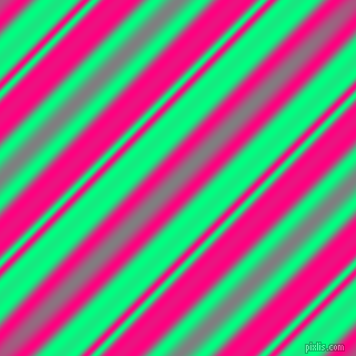 Spring Green and Deep Pink beveled plasma lines seamless tileable