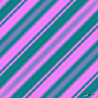 Teal and Fuchsia Pink beveled plasma lines seamless tileable