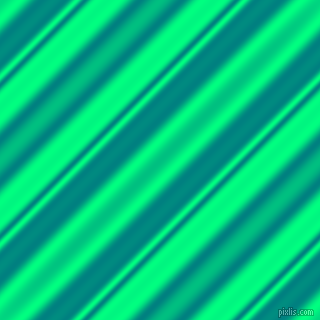 Teal and Spring Green beveled plasma lines seamless tileable