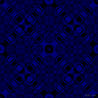 , Black and Navy cellular plasma seamless tileable