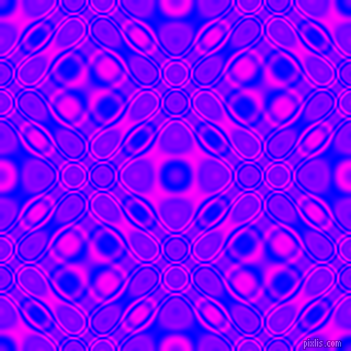 , Blue and Magenta cellular plasma seamless tileable