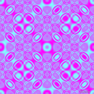 , Electric Blue and Magenta cellular plasma seamless tileable