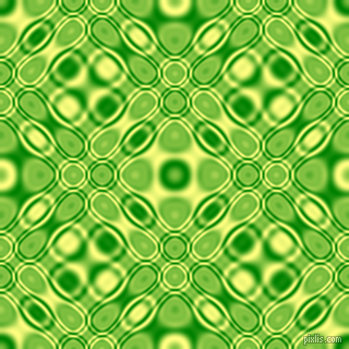 Green and Witch Haze cellular plasma seamless tileable