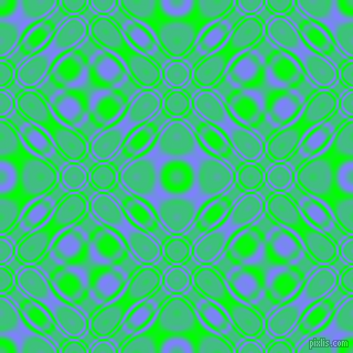 , Lime and Light Slate Blue cellular plasma seamless tileable