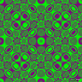 Lime and Purple cellular plasma seamless tileable