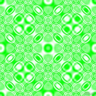 , Lime and White cellular plasma seamless tileable