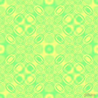 , Mint Green and Witch Haze cellular plasma seamless tileable