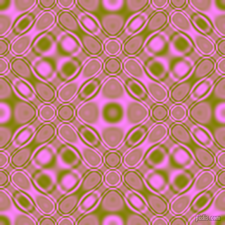 , Olive and Fuchsia Pink cellular plasma seamless tileable