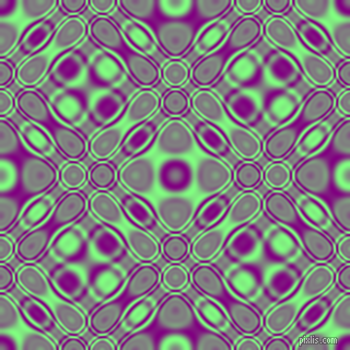 , Purple and Mint Green cellular plasma seamless tileable