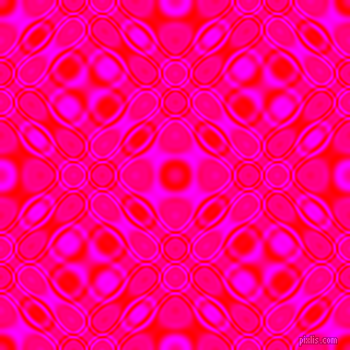 , Red and Magenta cellular plasma seamless tileable