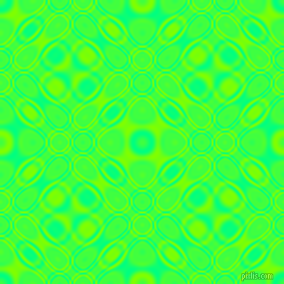 , Spring Green and Chartreuse cellular plasma seamless tileable