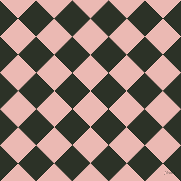 45/135 degree angle diagonal checkered chequered squares checker pattern checkers background, 85 pixel square size, , checkers chequered checkered squares seamless tileable