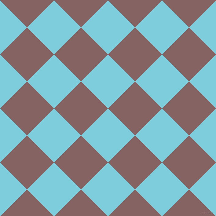 45/135 degree angle diagonal checkered chequered squares checker pattern checkers background, 125 pixel square size, , checkers chequered checkered squares seamless tileable