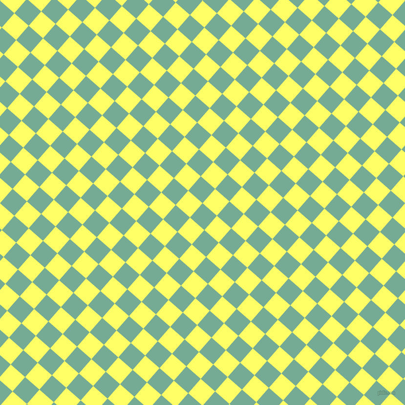 49/139 degree angle diagonal checkered chequered squares checker pattern checkers background, 39 pixel squares size, , Acapulco and Laser Lemon checkers chequered checkered squares seamless tileable
