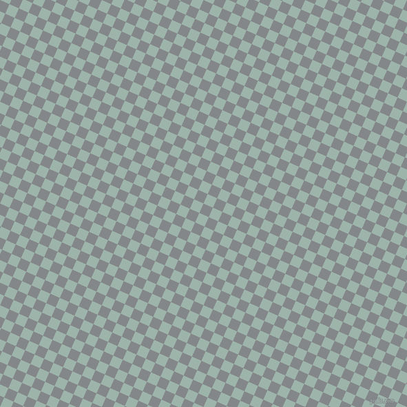 66/156 degree angle diagonal checkered chequered squares checker pattern checkers background, 15 pixel squares size, , Aluminium and Skeptic checkers chequered checkered squares seamless tileable