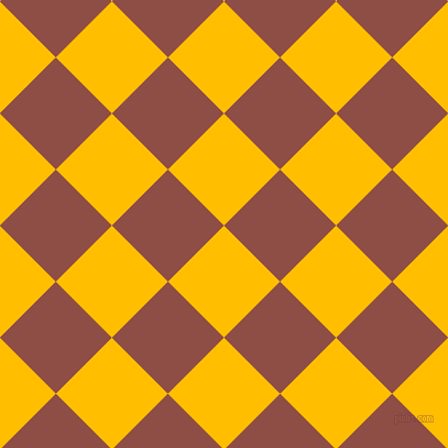 45/135 degree angle diagonal checkered chequered squares checker pattern checkers background, 72 pixel square size, , Amber and El Salva checkers chequered checkered squares seamless tileable