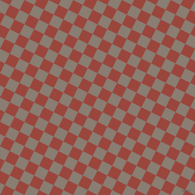 63/153 degree angle diagonal checkered chequered squares checker pattern checkers background, 45 pixel squares size, , Americano and Cognac checkers chequered checkered squares seamless tileable