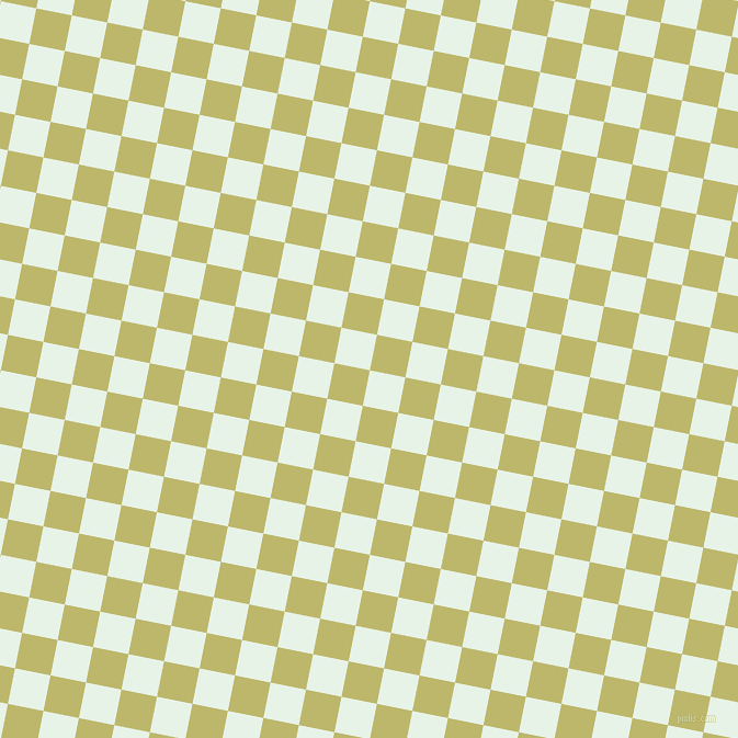 79/169 degree angle diagonal checkered chequered squares checker pattern checkers background, 33 pixel square size, , Aqua Spring and Dark Khaki checkers chequered checkered squares seamless tileable