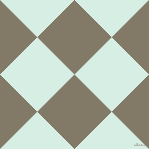 45/135 degree angle diagonal checkered chequered squares checker pattern checkers background, 177 pixel squares size, , Arrowtown and White Ice checkers chequered checkered squares seamless tileable