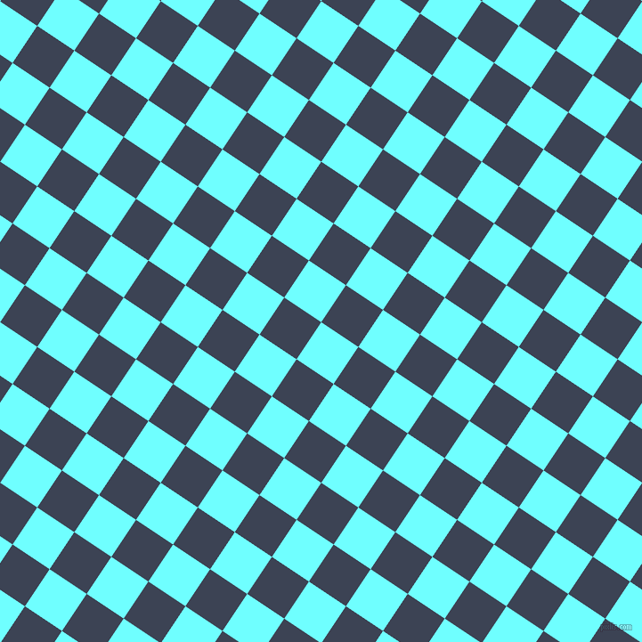 56/146 degree angle diagonal checkered chequered squares checker pattern checkers background, 50 pixel square size, , Baby Blue and Blue Zodiac checkers chequered checkered squares seamless tileable