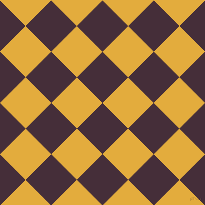 45/135 degree angle diagonal checkered chequered squares checker pattern checkers background, 116 pixel square size, , Barossa and Tulip Tree checkers chequered checkered squares seamless tileable