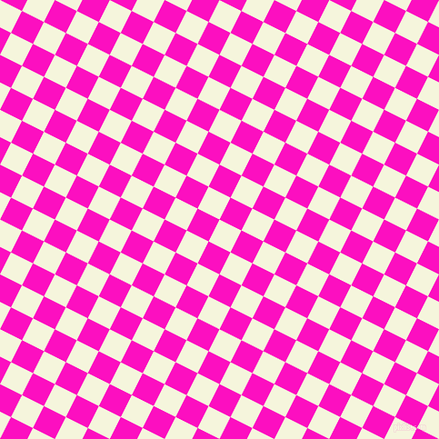 63/153 degree angle diagonal checkered chequered squares checker pattern checkers background, 27 pixel squares size, , Beige and Shocking Pink checkers chequered checkered squares seamless tileable