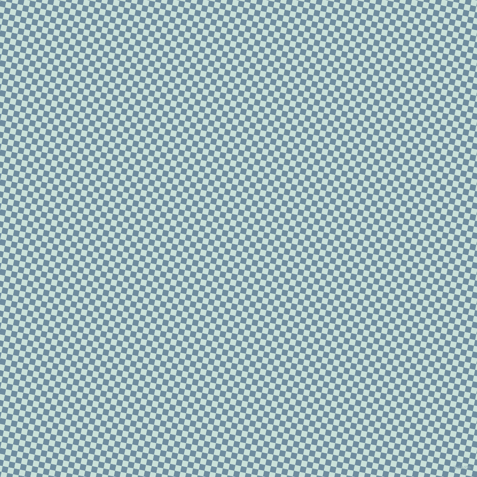 79/169 degree angle diagonal checkered chequered squares checker pattern checkers background, 12 pixel squares size, , Bermuda Grey and Iceberg checkers chequered checkered squares seamless tileable