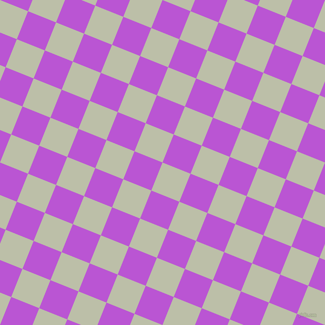 68/158 degree angle diagonal checkered chequered squares checker pattern checkers background, 61 pixel squares size, , Beryl Green and Medium Orchid checkers chequered checkered squares seamless tileable