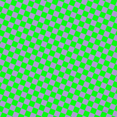 68/158 degree angle diagonal checkered chequered squares checker pattern checkers background, 19 pixel squares size, , Biloba Flower and Free Speech Green checkers chequered checkered squares seamless tileable