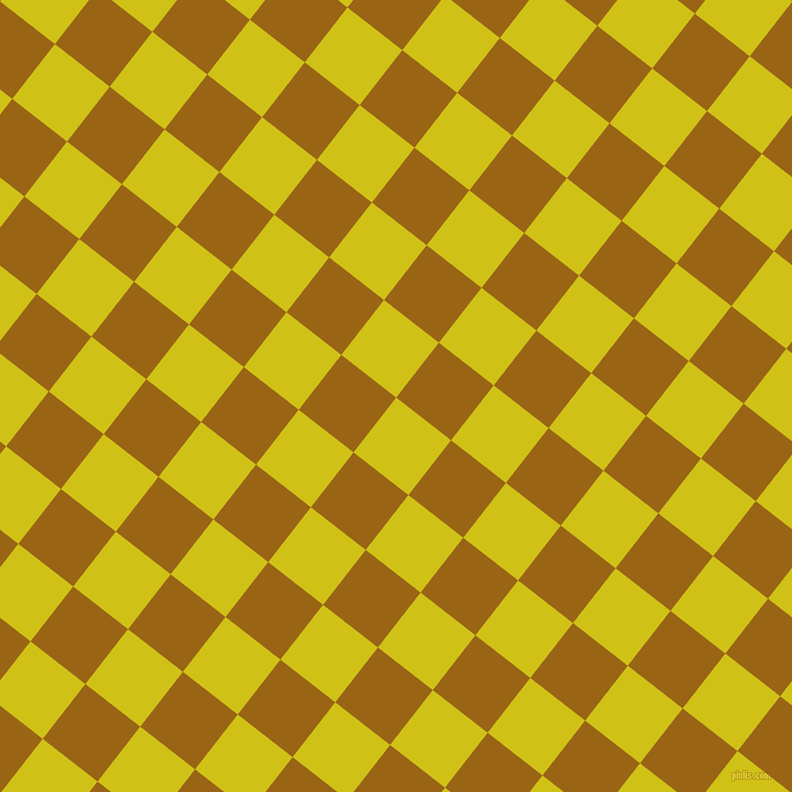 52/142 degree angle diagonal checkered chequered squares checker pattern checkers background, 63 pixel squares size, , Bird Flower and Golden Brown checkers chequered checkered squares seamless tileable