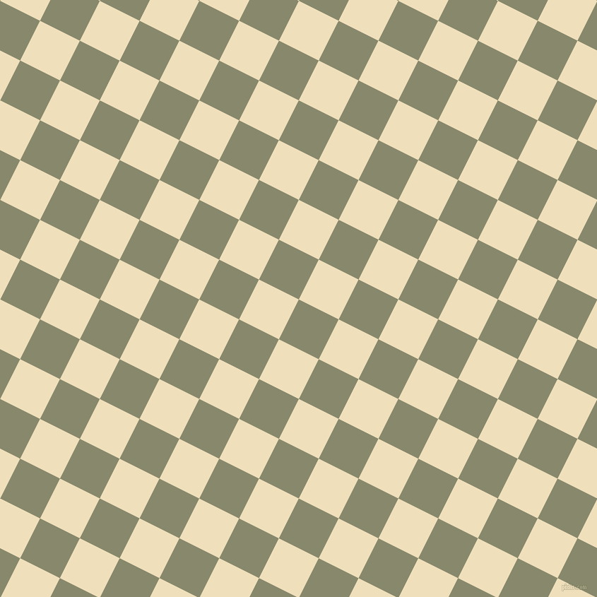 63/153 degree angle diagonal checkered chequered squares checker pattern checkers background, 63 pixel squares size, , Bitter and Dutch White checkers chequered checkered squares seamless tileable