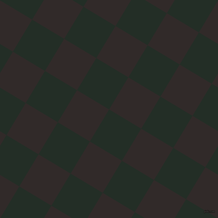 59/149 degree angle diagonal checkered chequered squares checker pattern checkers background, 122 pixel square size, , Black Bean and Livid Brown checkers chequered checkered squares seamless tileable