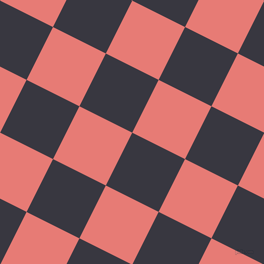 63/153 degree angle diagonal checkered chequered squares checker pattern checkers background, 117 pixel square size, , Black Marlin and Geraldine checkers chequered checkered squares seamless tileable