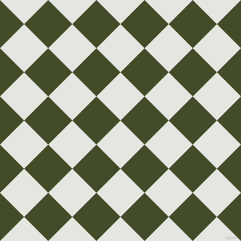 45/135 degree angle diagonal checkered chequered squares checker pattern checkers background, 110 pixel squares size, , Black Squeeze and Bronzetone checkers chequered checkered squares seamless tileable