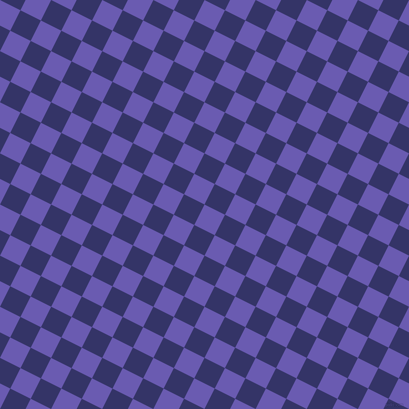 63/153 degree angle diagonal checkered chequered squares checker pattern checkers background, 45 pixel squares size, , Blue Marguerite and Deep Koamaru checkers chequered checkered squares seamless tileable