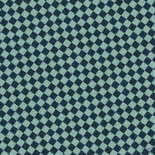 55/145 degree angle diagonal checkered chequered squares checker pattern checkers background, 22 pixel square size, , Blue Whale and Sea Nymph checkers chequered checkered squares seamless tileable