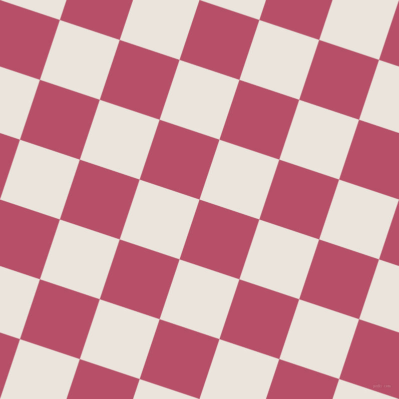 72/162 degree angle diagonal checkered chequered squares checker pattern checkers background, 126 pixel squares size, , Blush and Pampas checkers chequered checkered squares seamless tileable