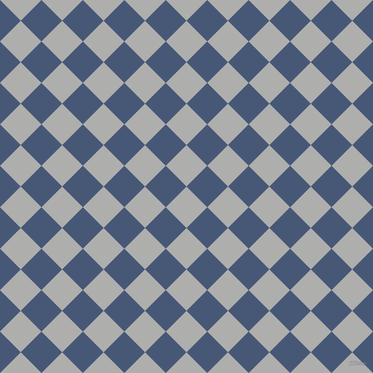 45/135 degree angle diagonal checkered chequered squares checker pattern checkers background, 59 pixel squares size, , Bombay and Chambray checkers chequered checkered squares seamless tileable