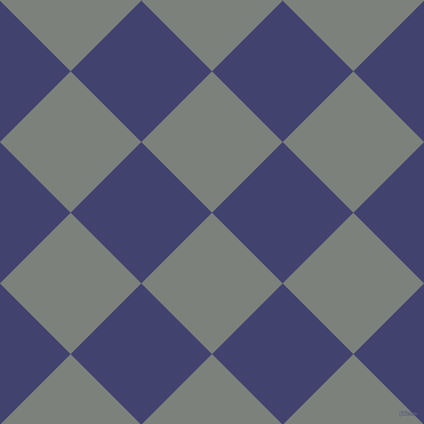 45/135 degree angle diagonal checkered chequered squares checker pattern checkers background, 199 pixel square size, , Boulder and Corn Flower Blue checkers chequered checkered squares seamless tileable