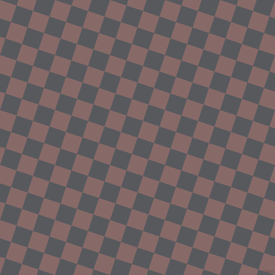 72/162 degree angle diagonal checkered chequered squares checker pattern checkers background, 59 pixel squares size, , Bright Grey and Ferra checkers chequered checkered squares seamless tileable