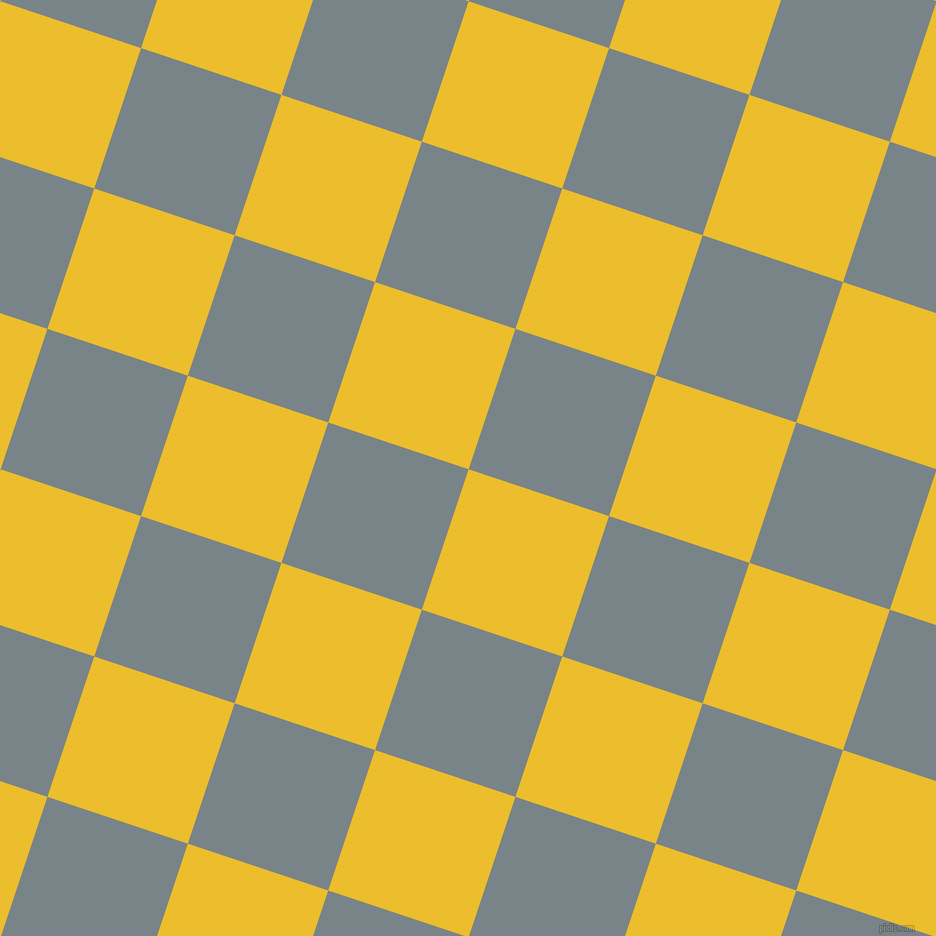 72/162 degree angle diagonal checkered chequered squares checker pattern checkers background, 148 pixel square size, , Bright Sun and Regent Grey checkers chequered checkered squares seamless tileable
