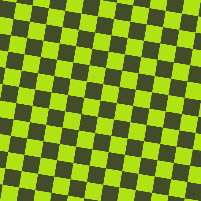 81/171 degree angle diagonal checkered chequered squares checker pattern checkers background, 54 pixel squares size, , Bronzetone and Inch Worm checkers chequered checkered squares seamless tileable